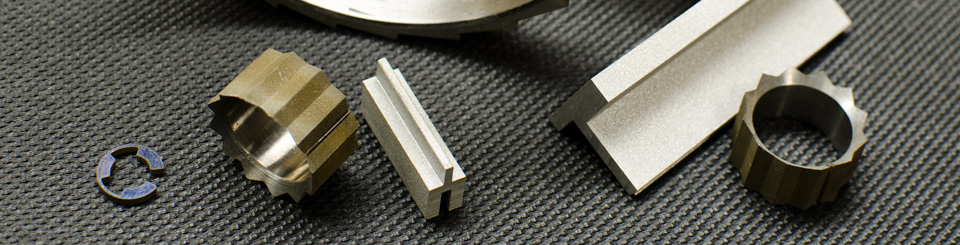 Precision Products, Small Items and Hardened Materials